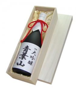 大吟醸 青葉山 720ml