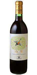 丹波ワイン 鳥居野(赤)720ml