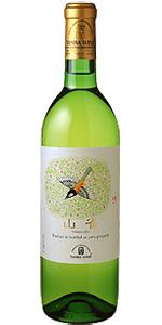 丹波ワイン 鳥居野(白) 720ml